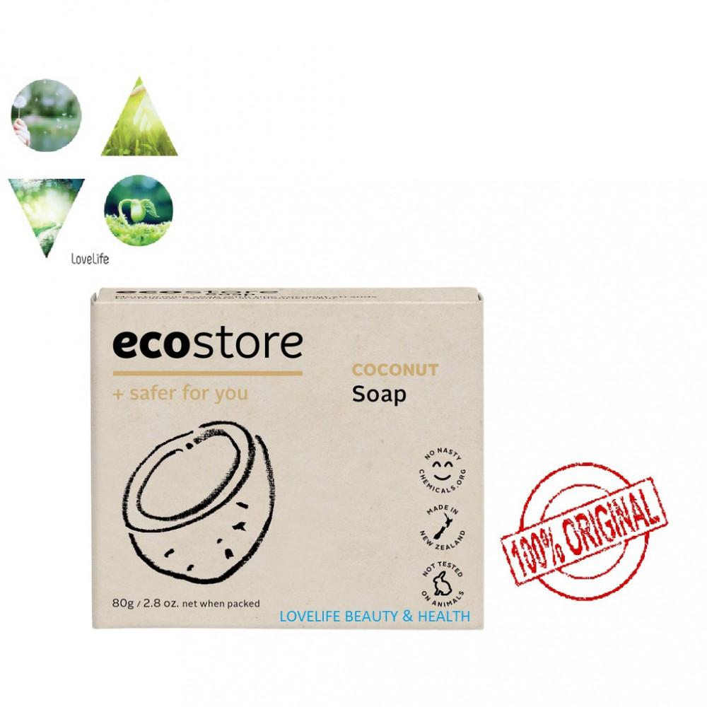 Australia ECOSTORE Coconut soap 80g