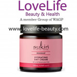 Sukin Rose Hip Hydrating Day Cream 120ml