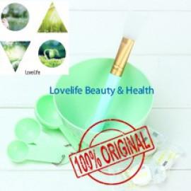 image of Diy Beauty Bowl Green