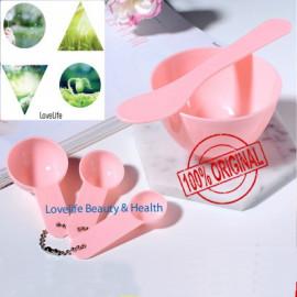 image of DIY Beauty Set Pink 4 in 1