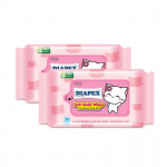 DIAPEX WET TISSUE 30'S X 2 PACK