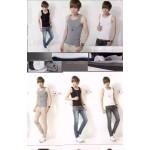 Men Slim Body Shaper Singlet n Lift Vest Slimming Shirt Sport Top