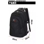 SwissGear Fashion Backpack Travel Laptop Bag swiss gear