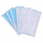 [ready stock in Malaysia] 3Ply Disposable face Mask (50pcs)