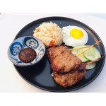 Western / Asian Set with Drink for 2 People