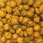 HNL Snack Tibits Curry Green Peas 450g