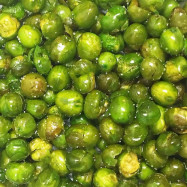 image of HNL Snack Tibits Green Peas 450g loose pack