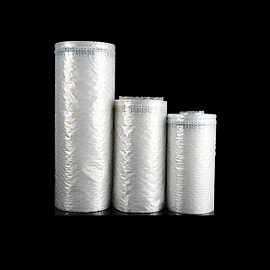 image of Inflatable Packaging Air Cushion Film 25cm x 100meter For Packing Goods and Products