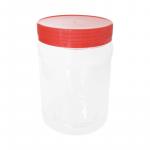 Transparent Bottle Biscuit Bucket No:108