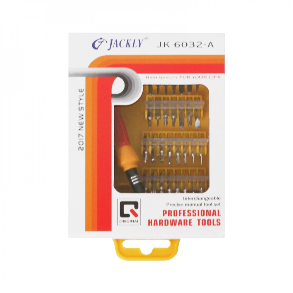 Jackly 32Pcs Pocket Screwdriver Set Code:JK6032-A