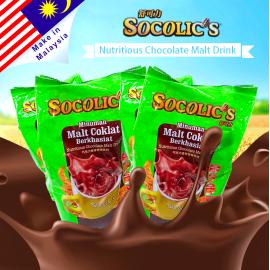 image of NBC Socolics Nutritious Chocolate Malt Drink 2kg