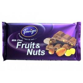 image of Tango Milk Choc Fruit & Nuts 140g