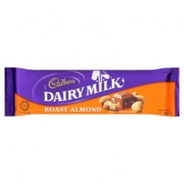 image of Cadbury Chunky Roasted Almonds 40g