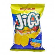 image of Jigs Potatoes Crisp 70g (Cheesy Cheese)