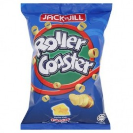 image of Roller Coaster Potato Rings 60g (Cheese)