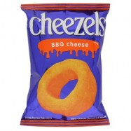 image of Cheezels BBQ Cheese Snack 60g