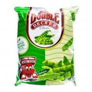 image of Double Decker Green Peas Cracker 70g