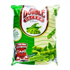 image of Double Decker Green Peas Cracker 70g