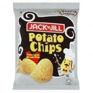 image of Jack & Jill Potato Chips Salt & Black Pepper 60g