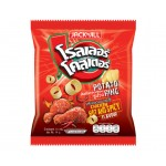 Roller Coaster Potato Rings 100g (Spicy Chicken)