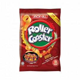 image of Roller Coaster Potato Rings 60g (BBQ)