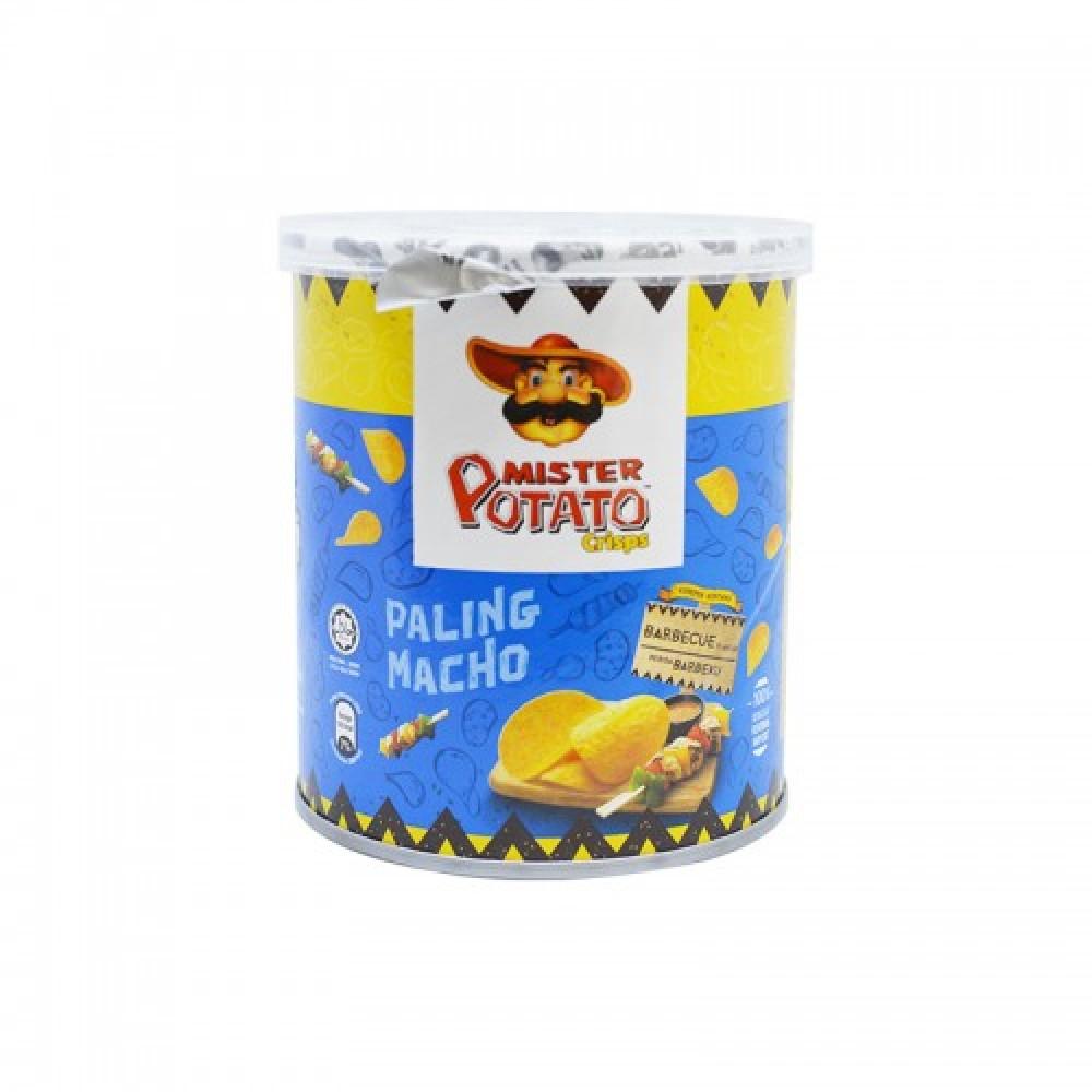 Mister Potato Crisps BBQ 45g