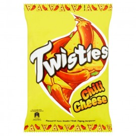 image of Twisties Chilli Cheese 65g