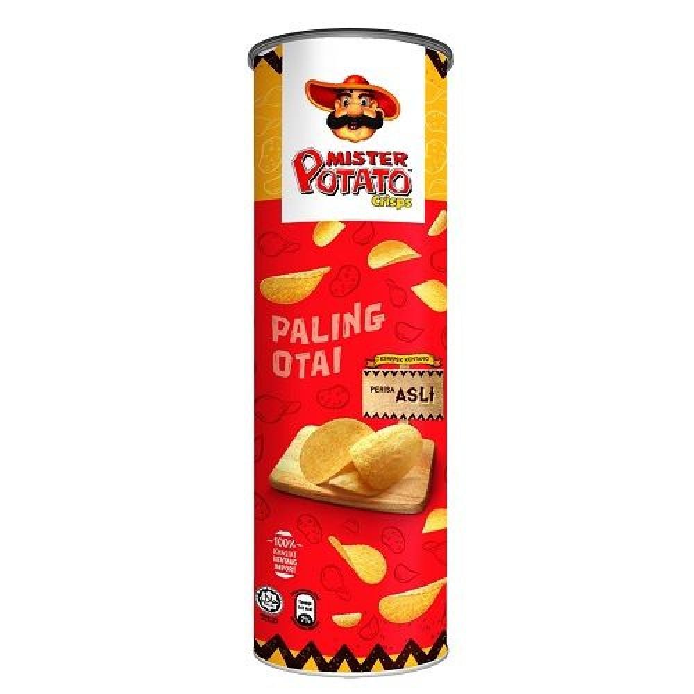 Mister Potato Crisps Original 160g