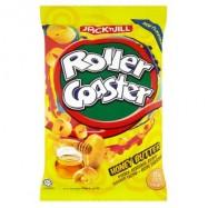 image of Roller Coaster Potato Ring 60G (Honey Butter)