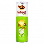 image of Mister Potato Crisps Sour Cream & Onion 160g