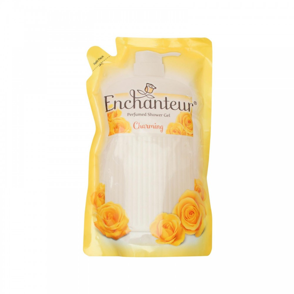 Enchanteur Shower Gel Refill Pack 600g (Charming)