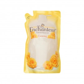 image of Enchanteur Shower Gel Refill Pack 600g (Charming)