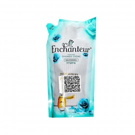 image of Enchanteur Shower Cream Refill Pack 600ml (Whitening)