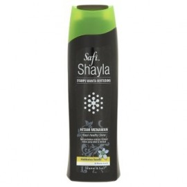 image of Safi Shayla Shampoo Black Healthy Shine 160ml