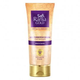 image of Safi Rania Gold Facial Cleansing Gel 100g