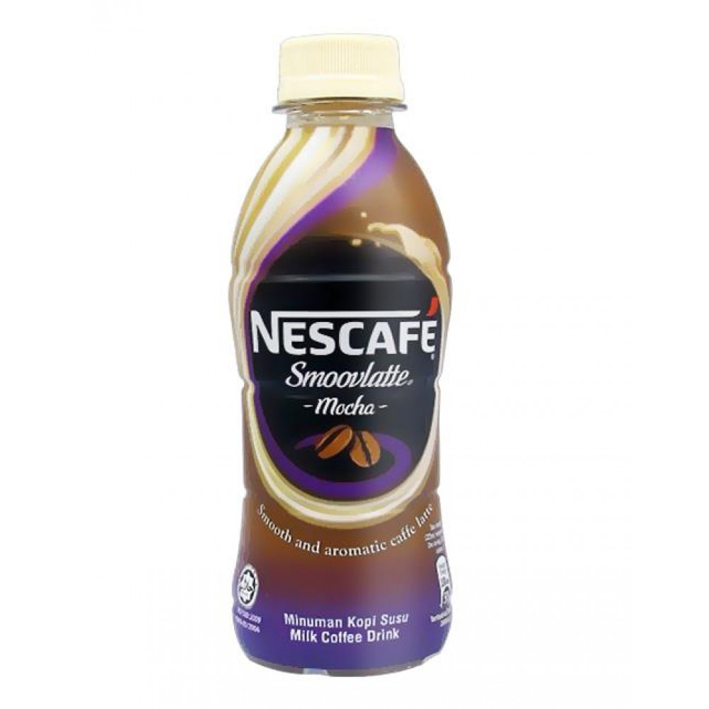 NESCAFÉ® SMOOVLATTE Mocha Coffee 225ml
