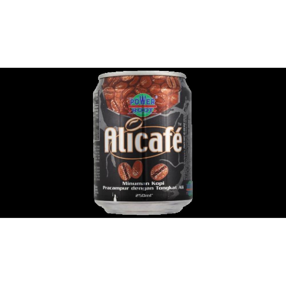Power Root ALICAFE PREMIX COFFEE DRINK V TONGKAT ALI 250ML