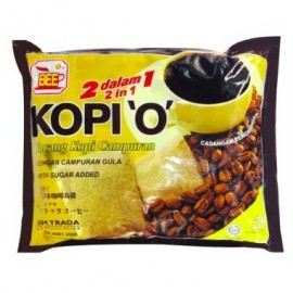 image of BEE Coffee 'O' 2-in-1 No Sugar (10g x 20 Packs)