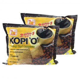 image of BEE Coffee 'O' 2-in-1 No Sugar (26g x 28 Packs)