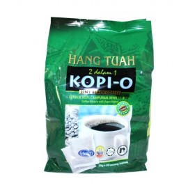 image of Hang Tuah Kopi-O 2 in 1 Black Coffee Liberica Beans (20 x 25g)