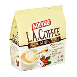 image of Kopiko L.A Coffee Low Acid-Coffee Premix (24 x 20g)