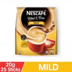 NESCAFÉ® Blend & Brew 25'S x 20G (Mild)