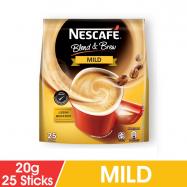 image of NESCAFÉ® Blend & Brew 25'S x 20G (Mild)