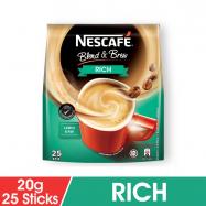 image of NESCAFÉ® Blend & Brew 25'S x 20G (Rich)