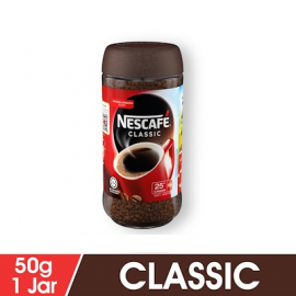image of Nescafé Classic Coffee Jar 50g