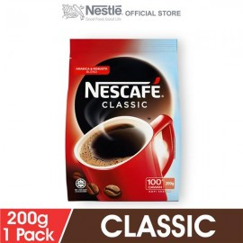 image of Nescafé Classic Coffee Refill Pack 200g