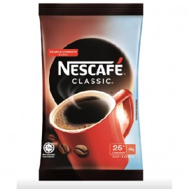 image of Nescafé Classic Coffee Refill Pack 50g
