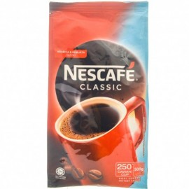 image of Nescafé Classic Coffee Refill Pack 550g