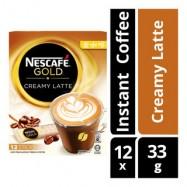 image of Nescafé Gold Creamy Latte (12's x 33g)