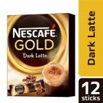 Nescafé Gold Creamy Dark Latte (12's x 34g)